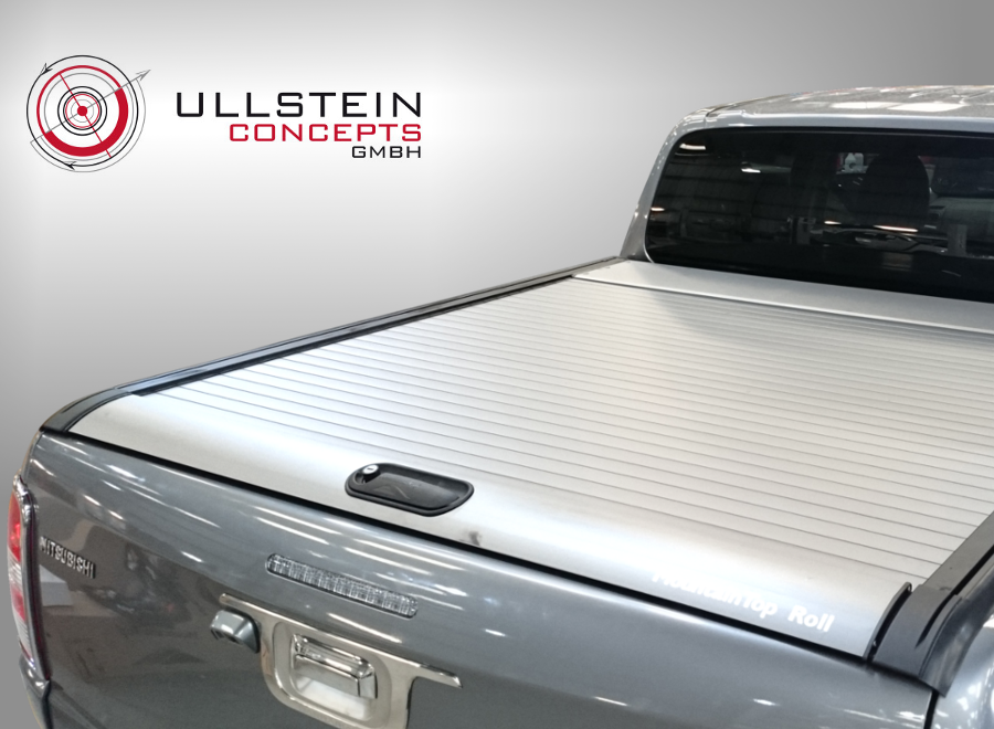 alurollo mountain top roll - silver edition - - ullstein concepts