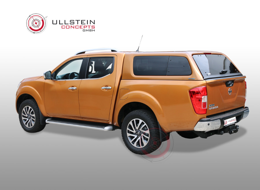 alu abdeckung mountaintop nissan navara double cab visia. Black Bedroom Furniture Sets. Home Design Ideas