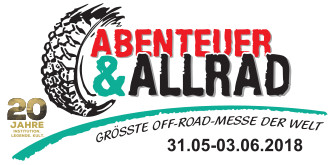 Ullstein Concepts Gmbh at the Abenteuer & Allrad 2018