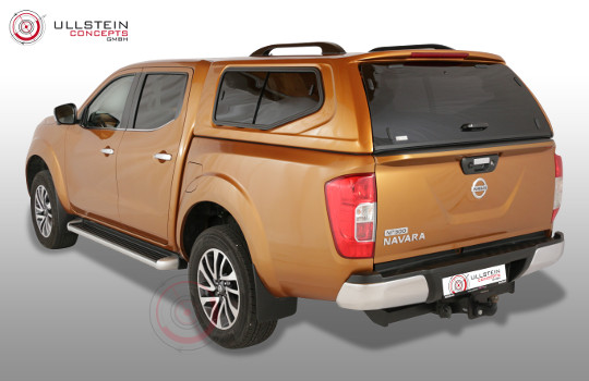 hardtop nissan navara np300 d40 ullstein concepts. Black Bedroom Furniture Sets. Home Design Ideas