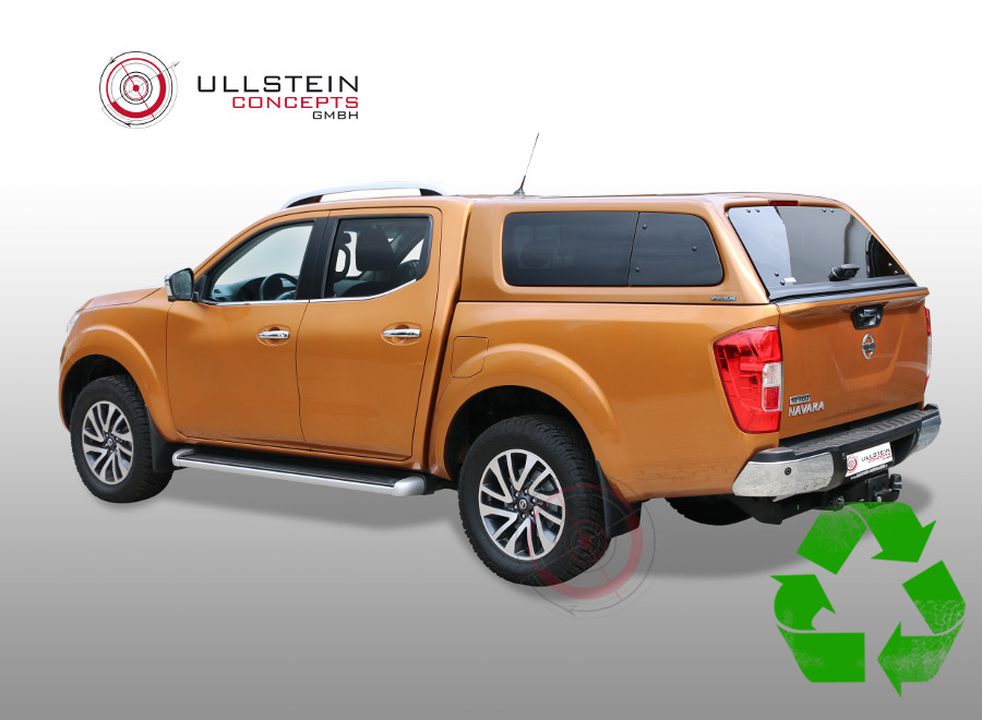 hardtop green top finestrini pantografo nissan navara. Black Bedroom Furniture Sets. Home Design Ideas