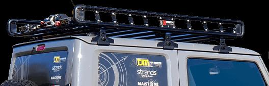 Suzuki Jimny Dachgepäckträger X-Rack