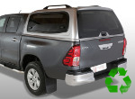 Canopy Sammitr V2 Toyota Hilux double cab