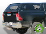 Canopy Green Top Toyota Hilux double cab