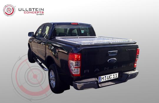 Copertura vano di carico Mountain Top per Ford Ranger - Ullstein ...