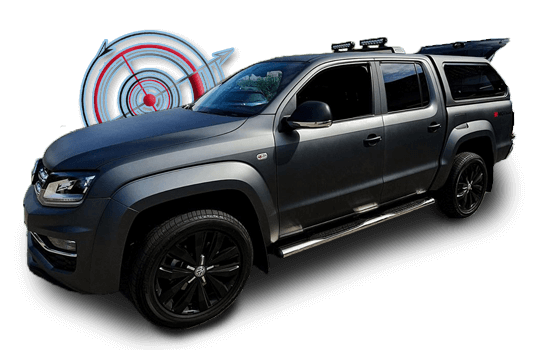 Hard Top Canopy VW Amarok Green-Top and Sammitr V2