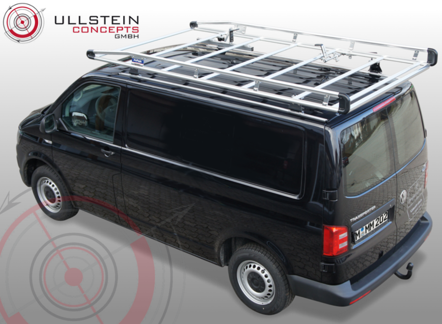 Roof rack Alu Rack for Ford Transit Connect
