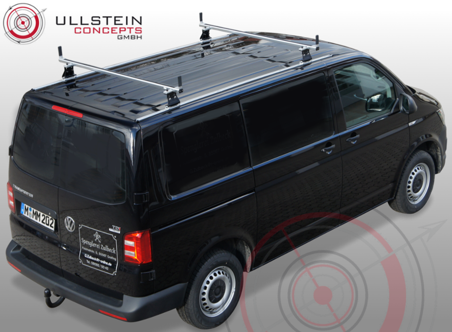 Roof bar - AluBar for Ford Transit Connect