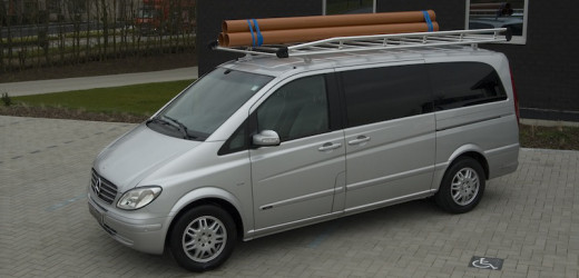 Mercedes Benz Vito Roof Rack 12 300 About Roof