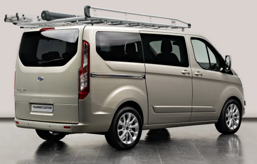 Roof rack Ford Transit Custom