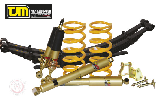 TJM-Suspension Kit Ford Ranger Off Road Accessories
