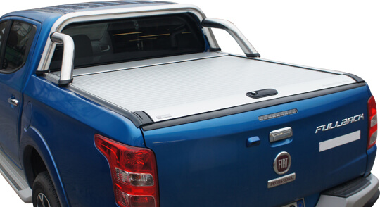 Fiat Fullback Laderaumabdeckung Mountain-Top Rollo