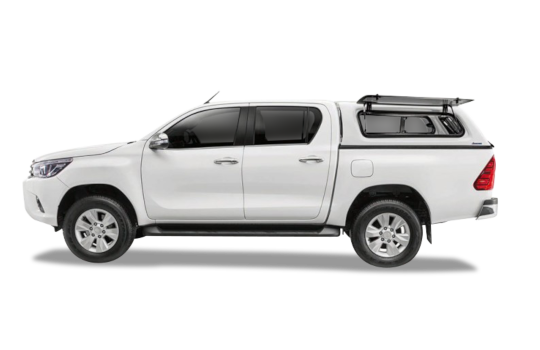 Hard top Green Top per Toyota Hilux