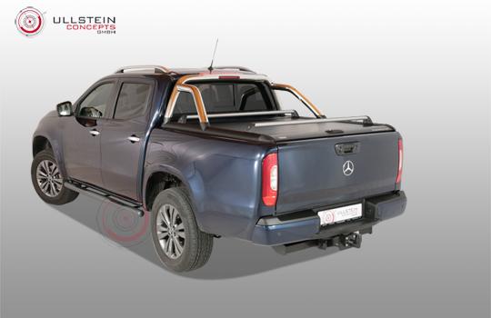 Mercedes X Klasse Zubehör Ullstein Concepts