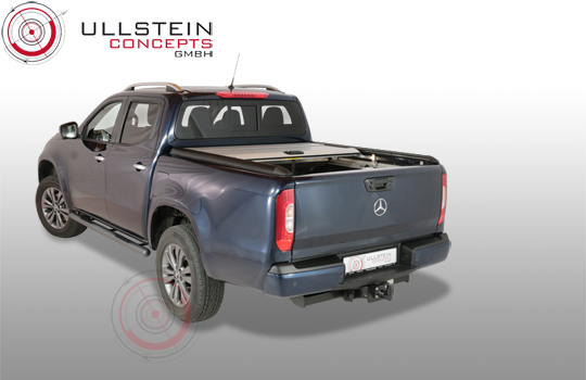 Accessories Mercedes X-Class Roll Cover Mountain Top