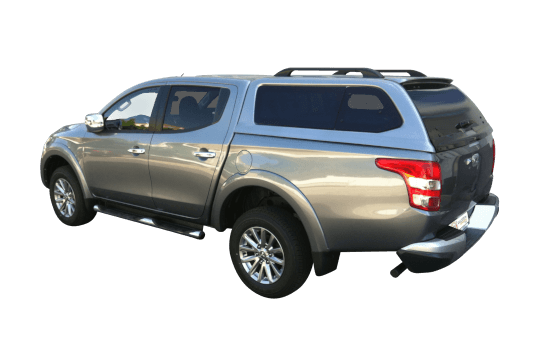 canopy Mitsubishi L200 Sammitr V4 with side windows