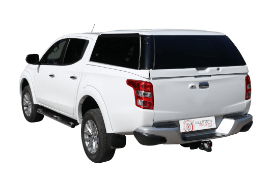 Canopy Mitsubishi L200 Sammitr V4 with side windows white