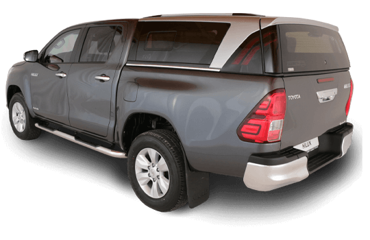 Canopy Sammitr TL-1 for Toyota Hilux