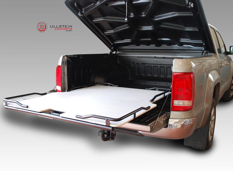 Großartig Amarok Ladefläche Ausziehbare Ladefläche Classic Premium Ii Ohne Bohren  Ullstein Concepts